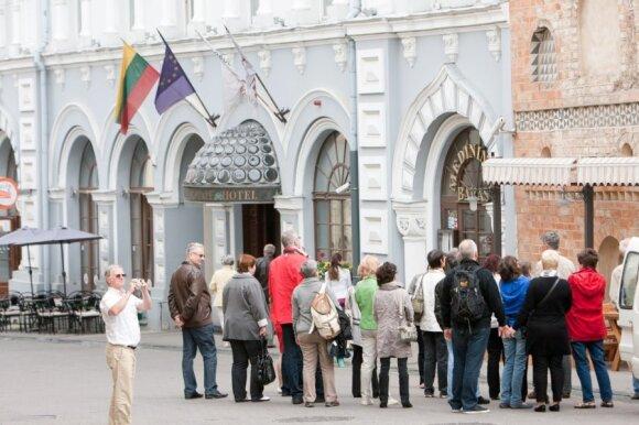 В Литве нахваливают туристов из России: самые замечательные клиенты