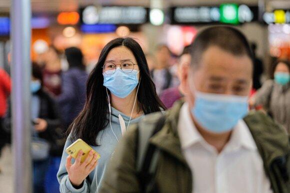 Šanchajuje gyvenantis lietuvis – apie situaciją Kinijoje: bijo, kad po poros dienų bus daug blogiau