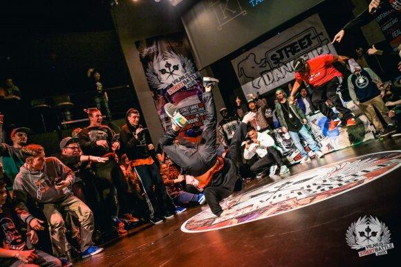 Stereotipus laužantis šokėjas: menininkas nebūtinai turi badauti