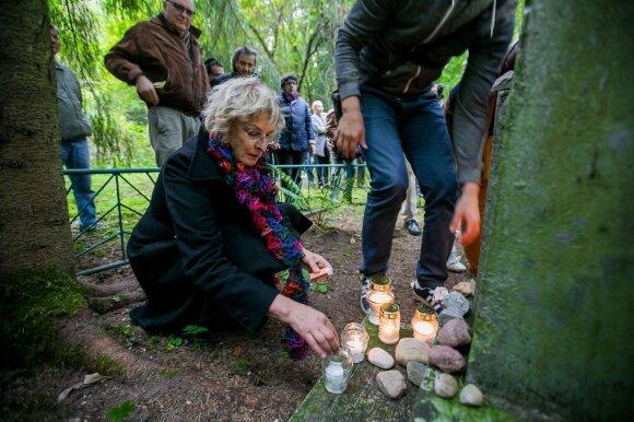 Рута Ванагайте: один еврей, другой убийца, а правда в том, что оба — наши