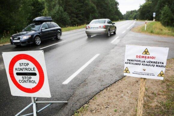 Kremliaus ruporai baugina belgus: Baltijos šalis apkaltino platinant kiaulių marą