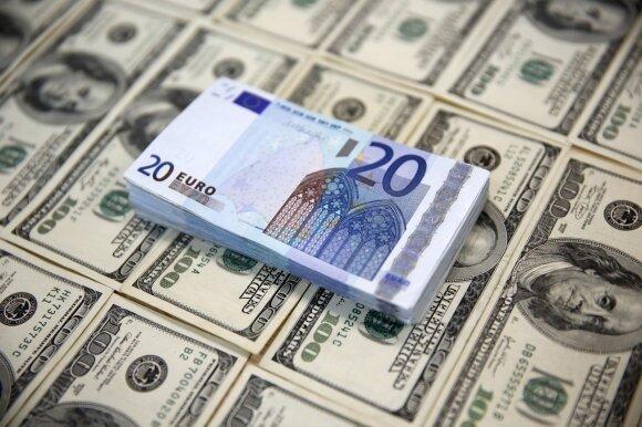 """""""Bloomberg"""" apžvalgininkas: valiutos karas – tai mažiausia, ko reikia pasauliui"""