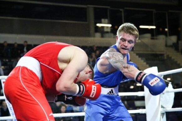 Mėgėjų ringą palieka olimpinis prizininkas Petrauskas – bokso federacijai toks sprendimas netikėtas