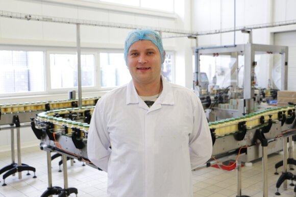 Dainius Nedzinskas, Kėdainių konservų fabrikas