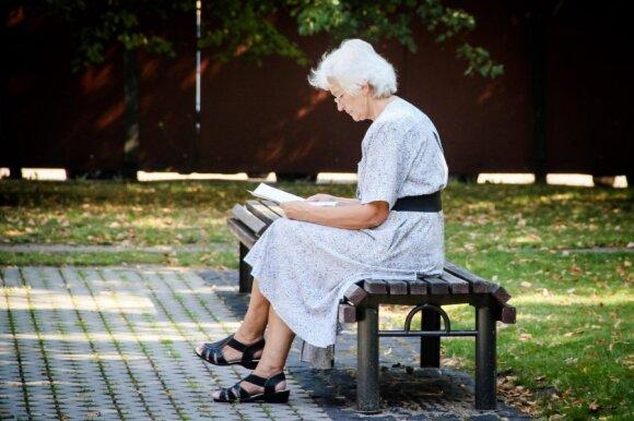 Keičia išėjimo į pensiją datą: kuo ji didesnė, tuo labiau tolsta