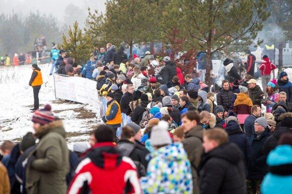 """""""Winter Rally 2018"""" – svarbus pokytis"""