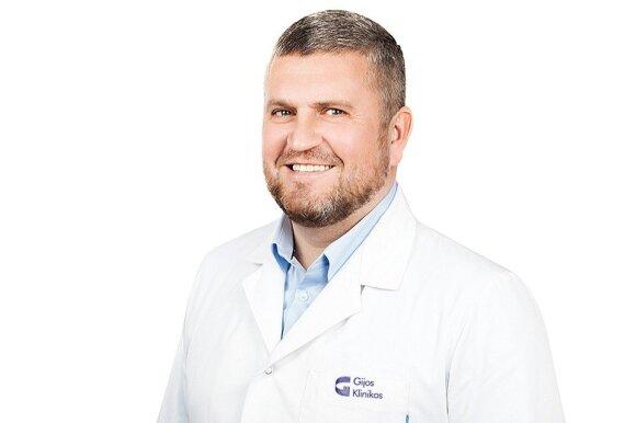 Reabilitologas Vytenis Trumpickas