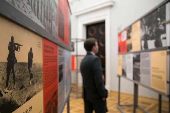 Историки в Вильнюсе рассказали о разных взглядах на историю ВМВ