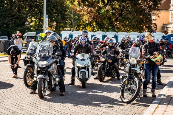"""Startuoja registracija į unikalią """"Mane veža"""" akciją : kviečia dalyvauti ir turinčius regos negalią, ir motociklininkus"""