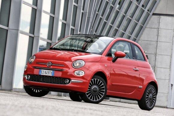 """""""Fiat 500"""""""
