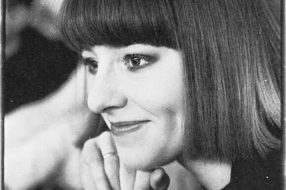 Rasa Staniūnienė 1993-1994 metais