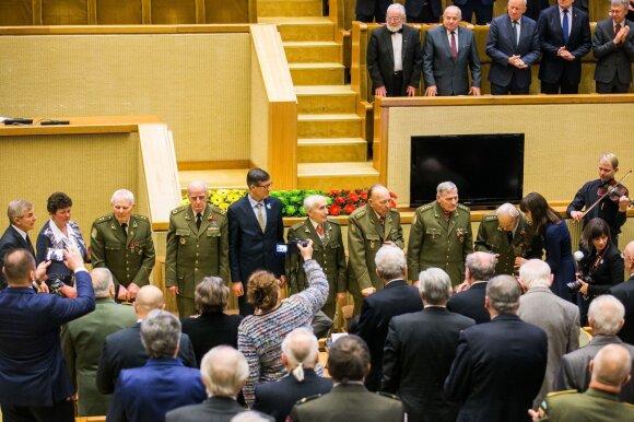 Po partizanų kalbos suskaudo ir Kremliui: išpylė melo dozę, o kas už ją atsakys?