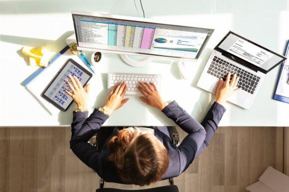 Kada multitaskinimas yra darbuotojo privalumas, o kada – minusas: kaip rasti balansą tarp karjeros, darbdavio lūkesčių ir asmeninių poreikių?