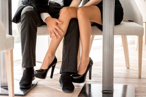 Vakarėlių pagundos – ar įmanoma flirtuoti saugiai
