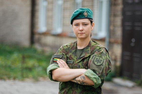 Vienintelė Lietuvos išminuotoja moteris apie itin pavojingą darbą: yra viena svarbiausia taisyklė