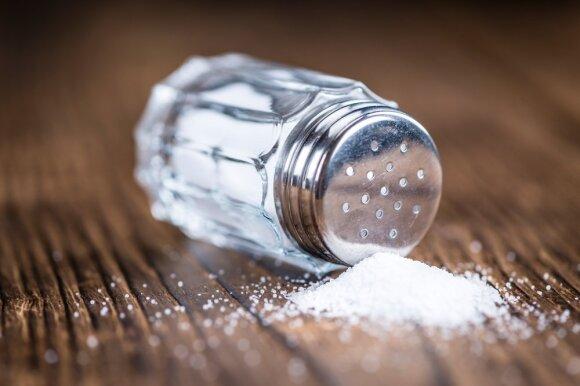Painūs druskos reikalai: kada ji peilis, o kada be jos mums blogai