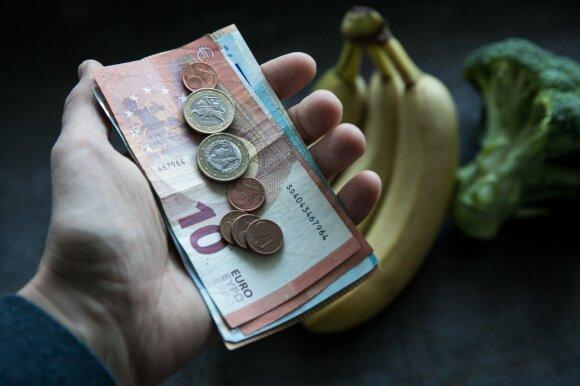 Kodėl kiekvienam mokėti bazines pajamas – bloga mintis