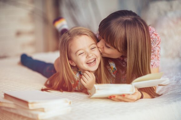 Vos vienas įprotis, kad namuose įsivyrautų ramybė: mažina vaikų agresiją ir skatina ramų nakties miegą