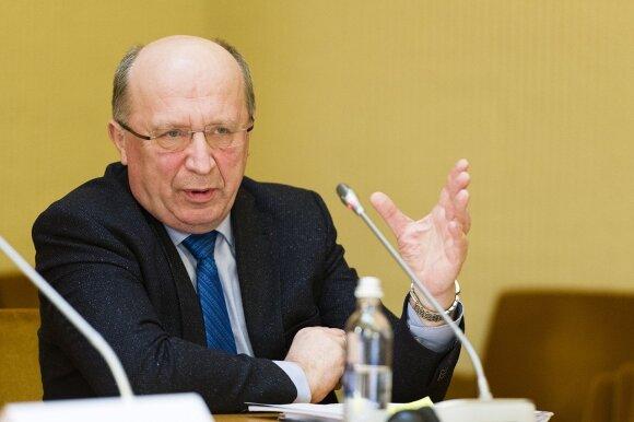 Įtariamųjų sąrašas naujam Seimo tyrimui auga geometrine progresija