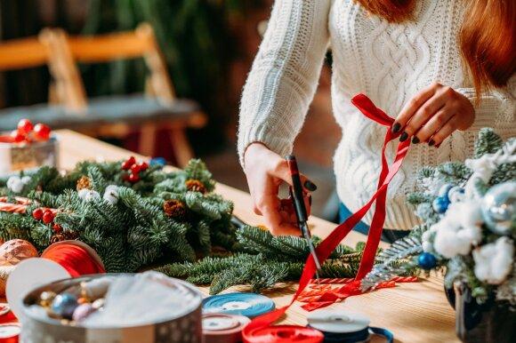 Kalėdos namuose