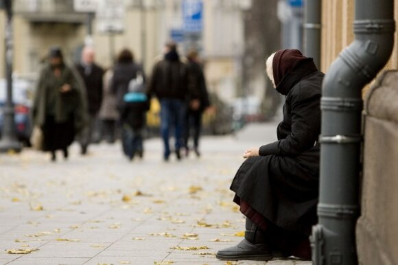 Ties skurdo riba atsidūrusių lietuvių realybė sukrečia: dauguma jų prašo tik vieno