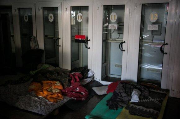 Žvilgsnis iš vidaus į uždariausią Ukrainos organizaciją