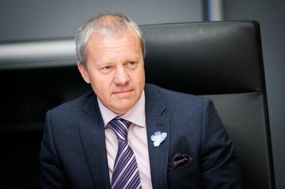 """""""Swedbank"""" vadovų susitikimas su žiniasklaidos atstovais"""
