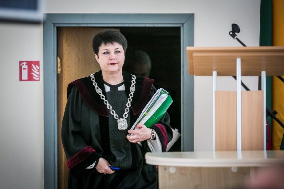 Teisėja Audronė Kartanienė