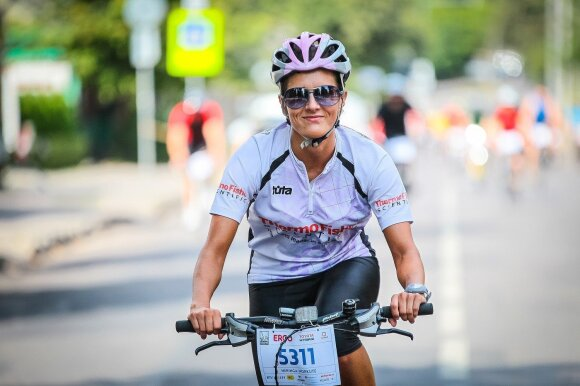 Kad važiavimas dviračiu netaptų kančia: dažniausios traumos ir kaip jų išvengti