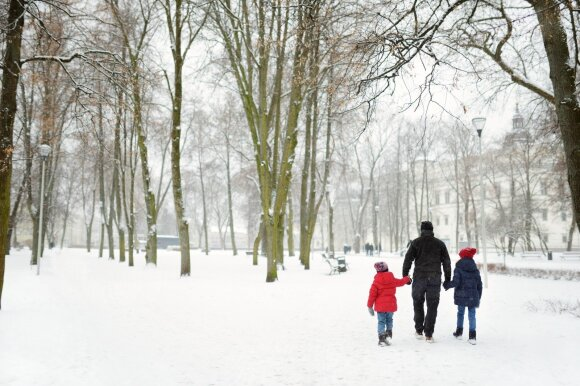 Žiema Lietuvoje