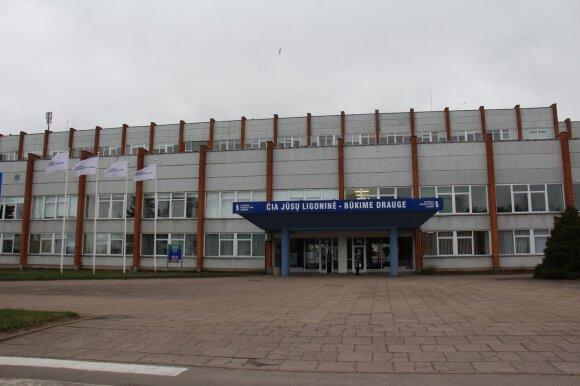 Klaipėdos universitetinėje ligoninė