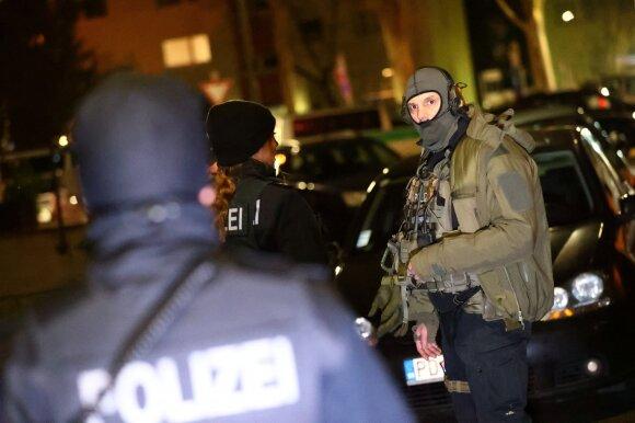 Šaudynės Vokietijoje