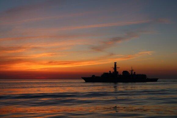 Autonominiai laivai išvengs žmogiškosios klaidos.