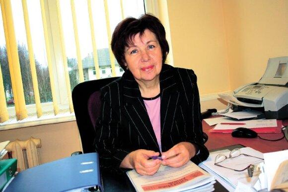 Respublikinės Klaipėdos ligoninės Psichiatrijos filialo vaikų ir paauglių psichiatrė Teresė Ramanauskienė