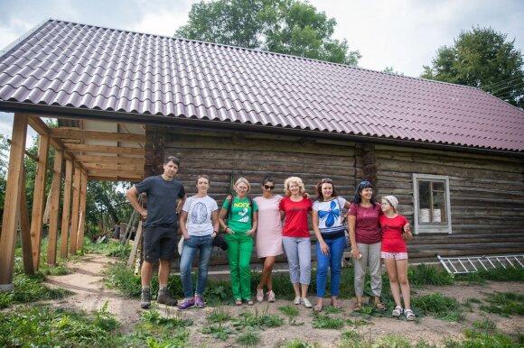 Susibūrimo vieta pasirinko Lietuvos Sibirą: prašalaitis čia vargiai užklystų