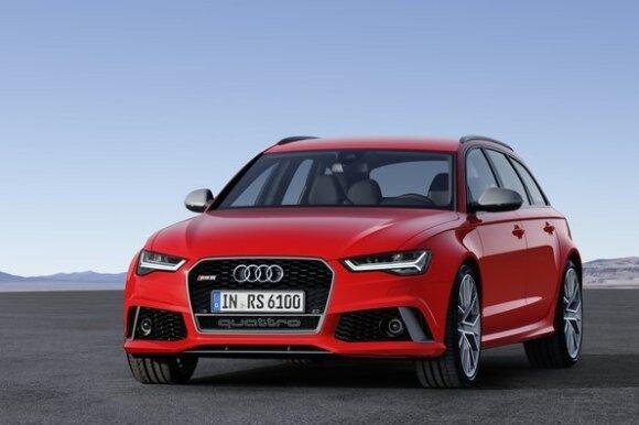 """Audi RS6 Avant"""