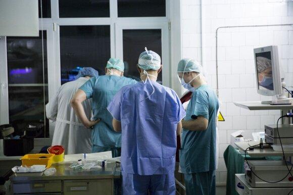 Kepenų transplantacija