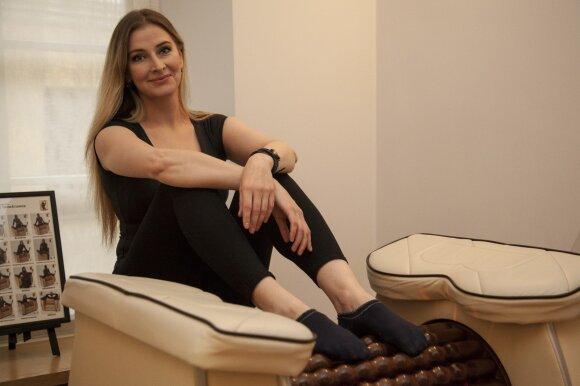 20 kg atsikračiusi aktorė Aušra Štukytė atskleidė, kaip pasiekė stulbinamų rezultatų