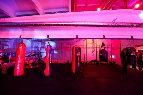 Vilniuje atidarytas modernus bokso klubas