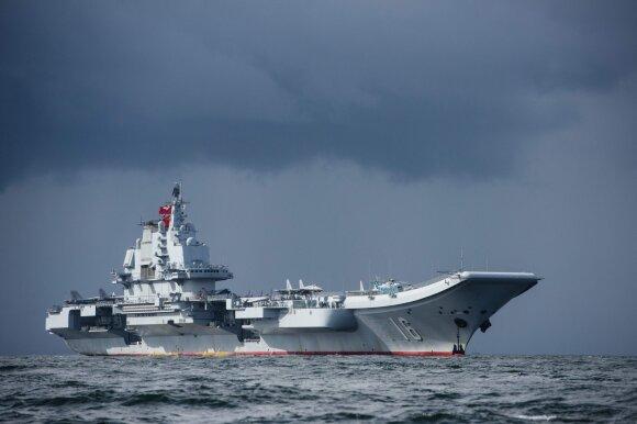 Kinijos orlaivių transporteris