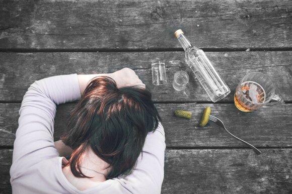 Nuo vaisto iki nuodo – tik vienas žingsnis: tas pats gėrimas – daugelio ligų priežastis