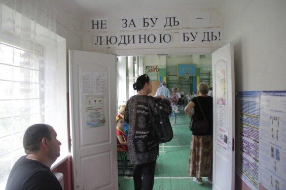 Prezidento rinkimai, Kijevas