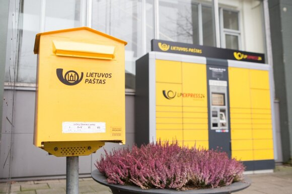 Kaimuose nebelikus pašto skyrių, iki artimiausio paštomato moteris vyksta 30 km: plėtrai – per mažai gyventojų