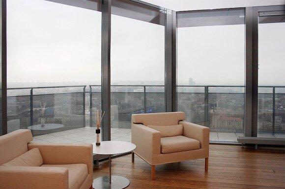 314 kv.m butas Vilniuje: apartamentai su ypatingu vaizdu