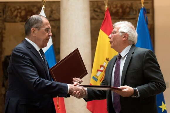 Kremliaus Trojos arklys Europoje: pavojingas susitarimas su rusais – tik pradžia