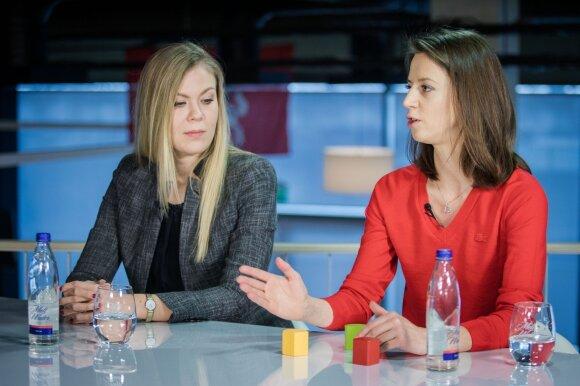 Eglė Nemeikštytė, Jekaterina Govina