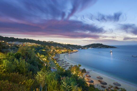 Prabangieji turizmo perlai: 10 įspūdingiausių viešbučių grandinių pasaulyje