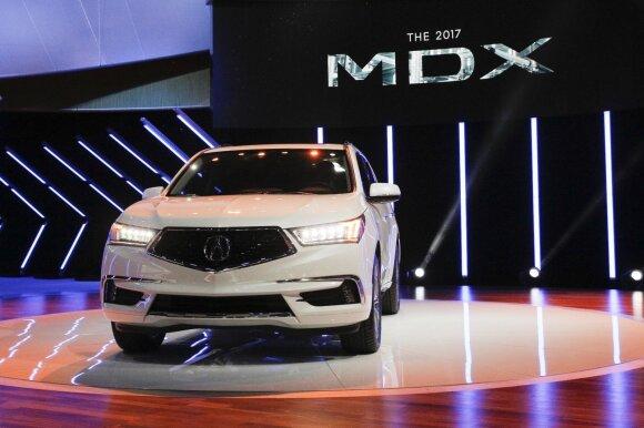 """""""Acura MDX"""""""