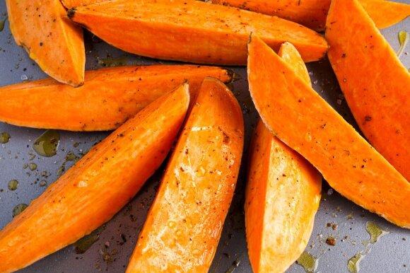 8 geriausi maisto produktai sveikai, gražiai, švytinčiai odai – valgykite juos kasdien