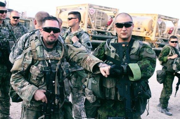 Amerikiečiai grįžta su trenksmu: į Lietuvą atkeliauja JAV tankai, šį kartą – ne tik pratyboms